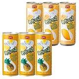 タイ お土産 タイ フルーツドリンク 2種6缶セット タイ土産 海外土産