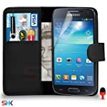 Samsung Galaxy S4 Mini Premium Leathe...
