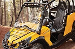 Bombardier Recreational Products Can AM Commander Full Windshield by BRP OEM. 715001414