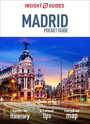 Insight Guides: Pocket Madrid (Insight Pocket Guide Madrid)
