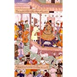 Akbar receives the Iranian ambassador Sayyid Beg in 1562, by Nand (V&A Custom Print)