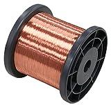 協和ハーモネット エナメル線(2種ポリウレタン銅線) 500g 2UEW 0.2mm 500g