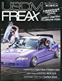 img - for USDM FREAX No.5 w/Canibeat Collabo Sticker, Winter 2013 (USDM FREAX) (japan import) book / textbook / text book