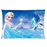 Frozen Disney 3D Cartoon Custom Rectangle Pillow Cases 16x24 (one side)