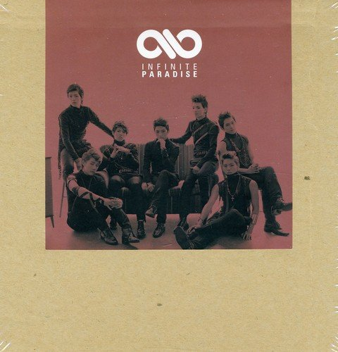 CD : Infinite - Infinite (Asia - Import)