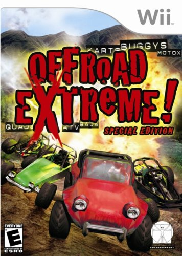 Off Road Extreme Special Edition - Nintendo Wii - 1