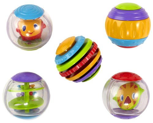 Activity Balls 9079 0074451090798 By Bright Starts