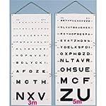 Echelles Optometrique Monoyer lecture...
