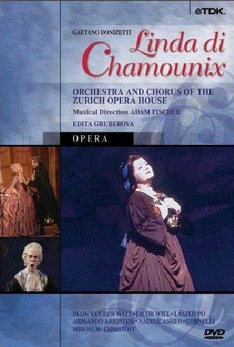 Linda Di Chamounix - Donizetti - DVD