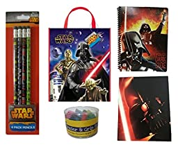 Star Wars Darth Vader Back to School Deluxe Pack