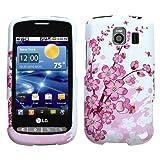MyBat LG Vortex Phone Protector Cover - Spring Flowers