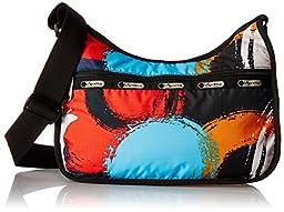 LeSportsac Classic Hobo Handbag, Expressionist, One Size