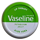 VASELINE PETROLEUM JELLY LIP THERAPY WITH ALOE VERA 20gm