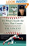 It's What's Inside the Lines That Counts: Baseball Stars of the 1970s and 1980s Talk About the Game They Loved (Baseball Oral History Project)