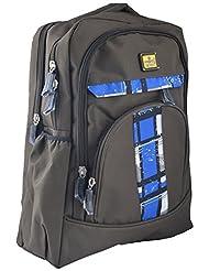 Priority PU Brown School Bag
