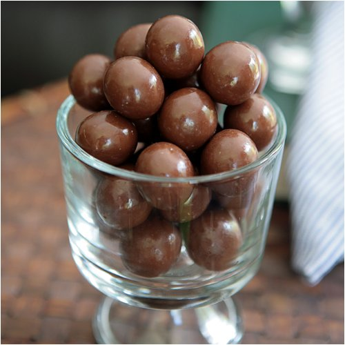 Double Chocolate Malted Milk Balls 8 oz. (Chocolate Malt Balls compare prices)