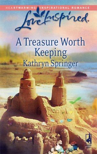 Image of A Treasure Worth Keeping: McBride Sisters' Series #1 (Love Inspired #436)