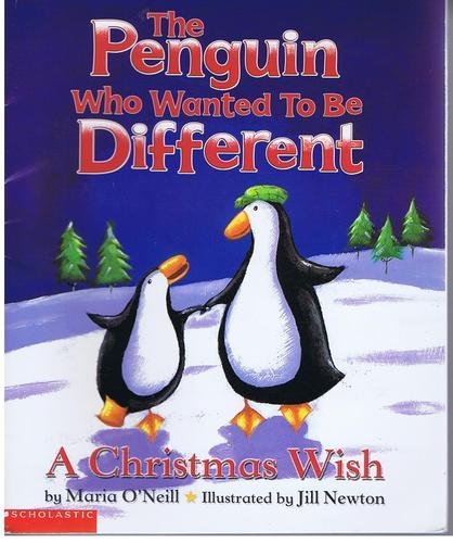 The Penguin Who Wanted to Be Different: A Christmas Wish at Amazon.com