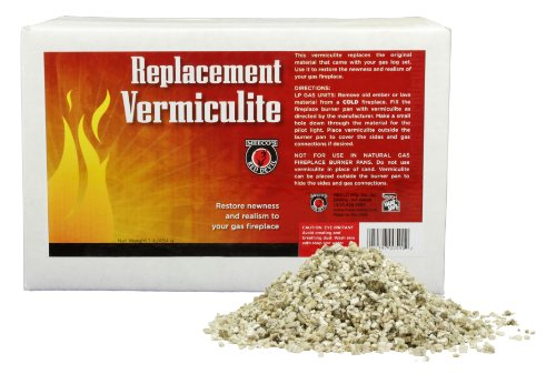 Meeco Replacement Vermiculite 1 lb (Emberglow Vented Gas Logs compare prices)