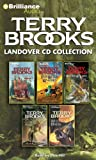 Terry Brooks Landover CD Collection: Magic Kingdom for Sale-Sold!, The Black Unicorn, Wizard at Large, The Tangle Box, Witches Brew