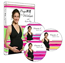 PregoFIT Workouts DVD Series