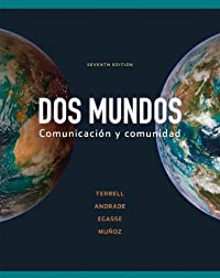 Dos Mundos PLUS package for Students – (Color loose leaf print text, e-book, online WB/LM) download ebook