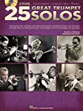 Eric J. Morones 25 Great Trumpet Solos [With CD (Audio)]