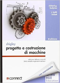 Progetto e costruzione di macchine (Italian) Paperback – January 1