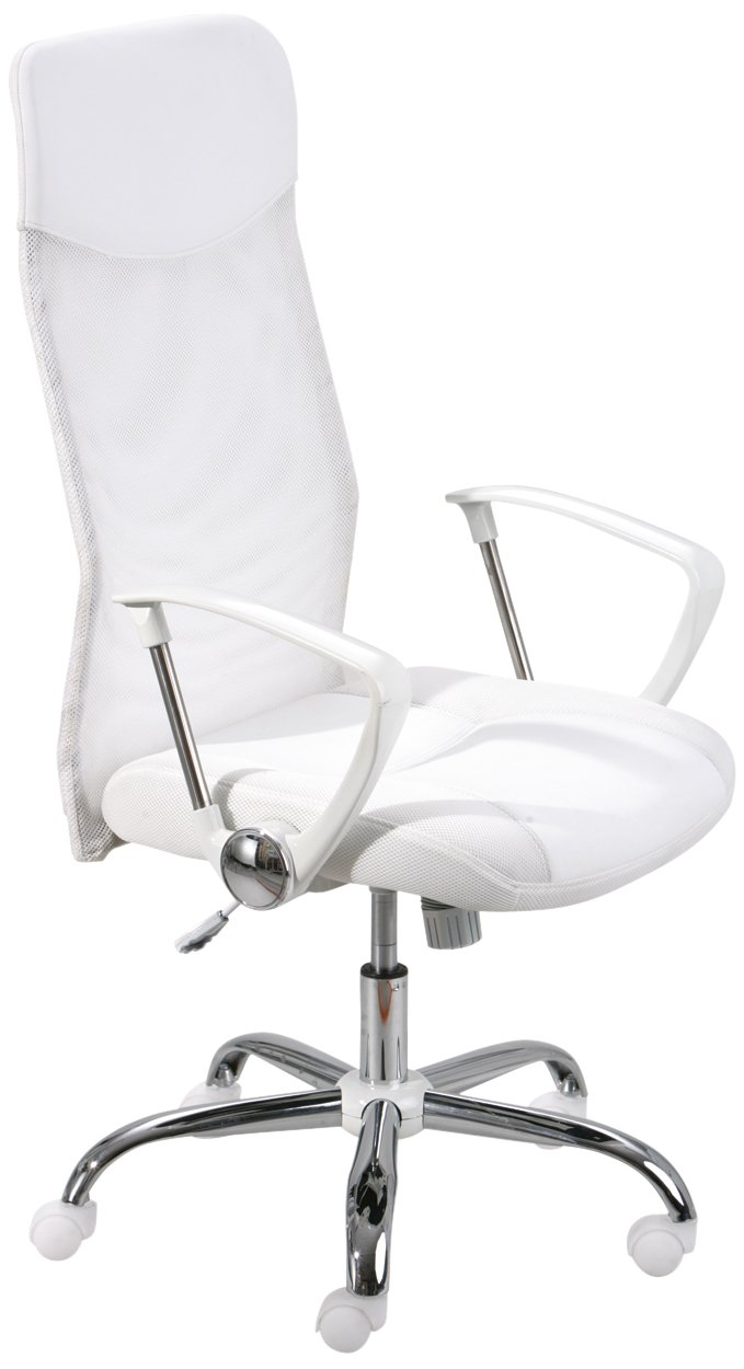 Interlink Fiori office Chair Pure White Plus Mesh       Customer review