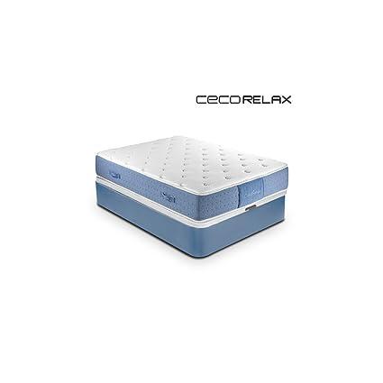Cecorelax - Matelas Viscogel Premium Cecorelax (Épaisseur 30 cm) Mesure - 105 x 200 cm