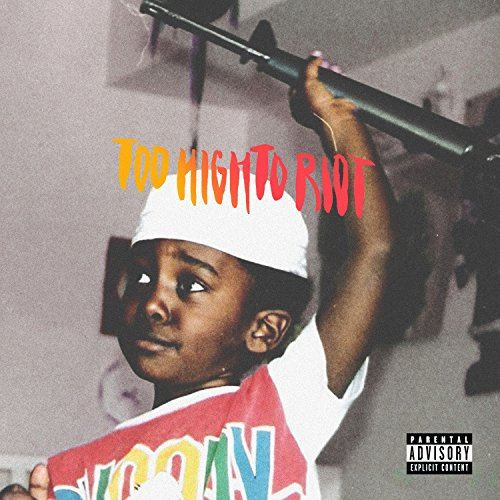 Bas - Too High To Riot - CD - FLAC - 2016 - FORSAKEN Download
