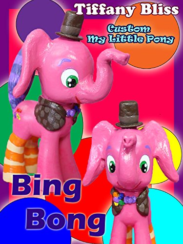 Bing Bong Inside Out Customized My Little Pony Custom Disney Pixar Movie Toy Tutorial How To