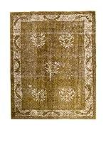 CarpeTrade Alfombra Persian Vintage (Verde)