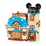 Department 56 Disney Village Mickeys Candy Shop Figurine