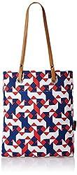 Kanvas Katha Women's Tote Bag (Multicolor) (KKST/AMZ/SS16/002W)