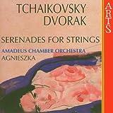 Tschaikowsky: Serenade op. 48 / Dvorák: Serenade op. 22