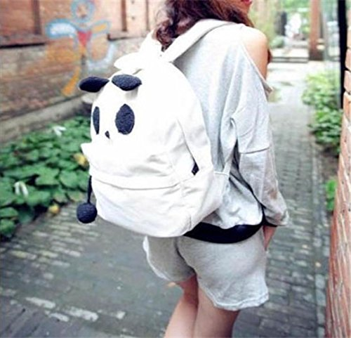SPRINGWIND Fashion Women Korean Girl Panda Mother & Baby Shoulder Backpack Handbags