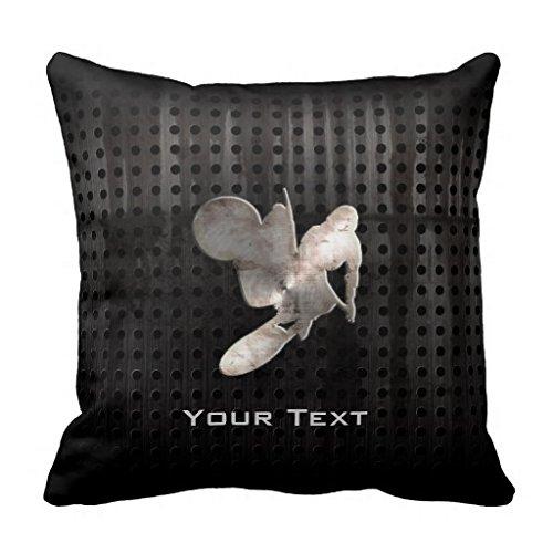 motocross-whip-cool-black-throw-pillow