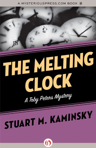 The Melting Clock (The Toby Peters Mysteries Book 16)