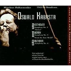 Oswald Kabasta - 1943/44 Broadcasts - Beethoven, et al