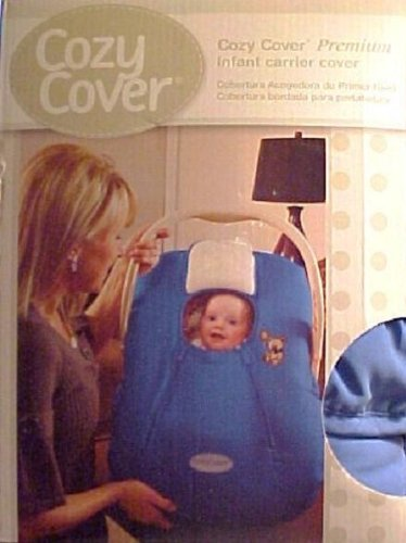 Cozy Cover Premium, Blue front-91840