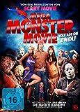 DVD Cover 'Mega Monster Movie (Von den Machern von Scary Movie)