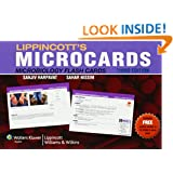 Lippincott's Microcards: Microbiology Flash Cards by Sanjiv Harpavat and Sahar Nissim, Third Edition