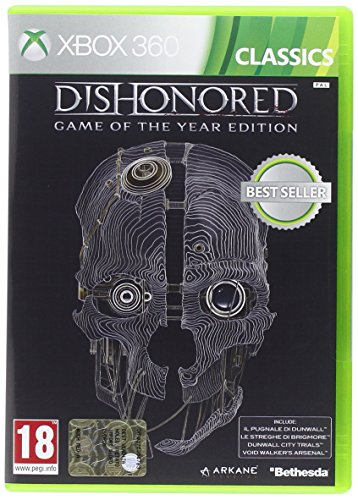 Dishonored: Game Of The Year - Classics Edition