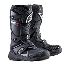 O'Neal Racing Element Boots 11/Black/Black