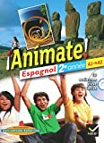 Animate Espagnol 2e année éd. 2012 - Manuel de l'élève + CD audio-rom