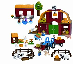 Amazon Com Lego Education Duplo Farm Set 779217 150