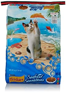 Friskies Seafood Sensations, 16 Pounds