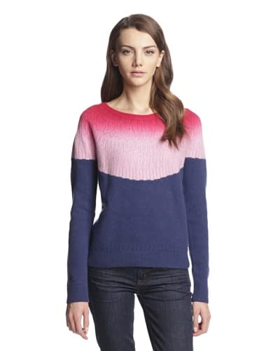 Shae Women's Ombre Pointelle Sweater