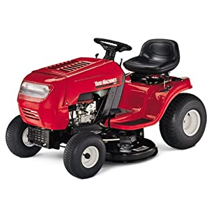 Yard Machines 13AC762F000 38-Inch 344cc 12.5 HP Powerbuilt 7-Speed Riding Lawn Mower from Yard Machines